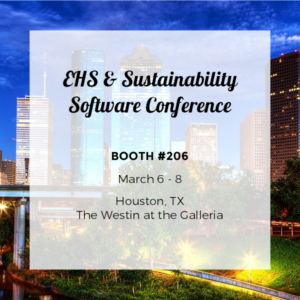 EHS & Sustainability Software COnference in Houston Texas by NAEM